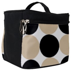 Dots Effect  Make Up Travel Bag (big) by TimelessFashion