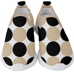 Dots Effect  Kids  Slip On Sneakers by TimelessFashion