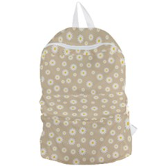 Field Of Daisies  Foldable Lightweight Backpack