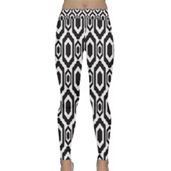 Decorative Pattern Classic Yoga Leggings