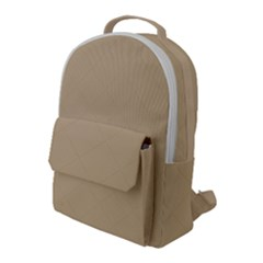 Just Squares Flap Pocket Backpack (large)
