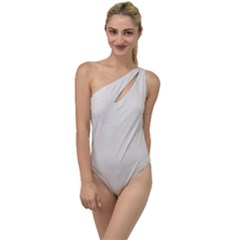 Marble To One Side Swimsuit by TimelessFashion