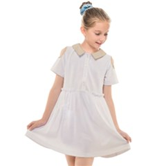 Marble Kids  Short Sleeve Shirt Dress by TimelessFashion