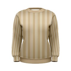 Nice Stripes  Women s Sweatshirt
