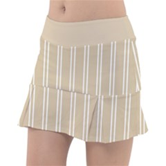 Nice Stripes  Tennis Skirt by TimelessFashion