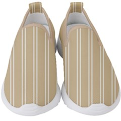 Nice Stripes  Kids  Slip On Sneakers by TimelessFashion