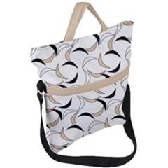 Simply Retro  Fold Over Handle Tote Bag by TimelessFashion