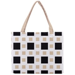 Squares On A Mission Mini Tote Bag by TimelessFashion