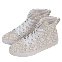 The Web  Men s Hi Top Skate Sneakers by TimelessFashion