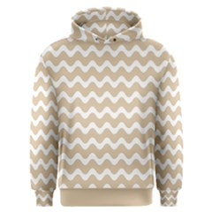 Waves  Men s Overhead Hoodie by TimelessFashion