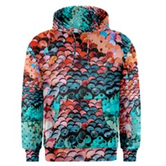 Dragon Scales Men s Pullover Hoodie