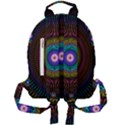 Artskop Kaleidoscope Pattern Mini Full Print Backpack View2