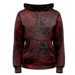 Mosaic Glass Glass Mosaic Colorful Women s Pullover Hoodie
