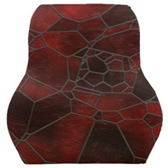 Mosaic Glass Glass Mosaic Colorful Car Seat Back Cushion