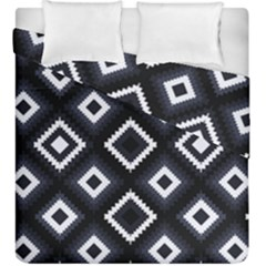 Native American Pattern Duvet Cover Double Side (king Size)