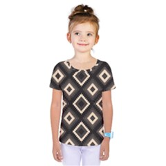 Native American Pattern Kids  One Piece Tee
