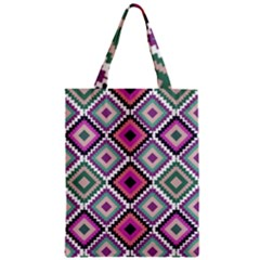 Native American Pattern Classic Tote Bag