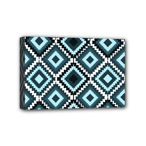 Native American Pattern Mini Canvas 6  X 4  (stretched)