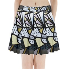 Hildesheim Germany Lower Saxony Pleated Mini Skirt by Pakrebo