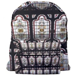 Window Image Stained Glass Giant Full Print Backpack
