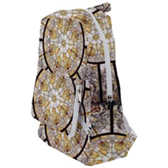 Stained Glass Window Glass Ceiling Travelers  Backpack
