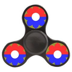 United States Army 9th Infantry Division Shoulder Sleeve Insignia Finger Spinner by abbeyz71