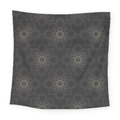 Background Star Pattern Square Tapestry (large)