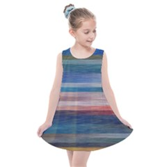 Background Horizontal Ines Kids  Summer Dress by Alisyart