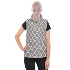Background Women s Button Up Vest