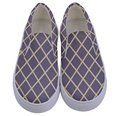 Background Kids  Canvas Slip Ons