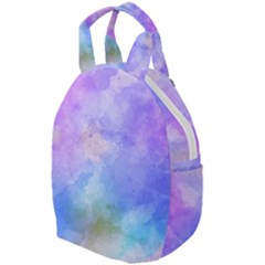 Background Abstract Purple Watercolor Travel Backpacks