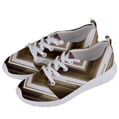 Chevron Triangle Women s Lightweight Sports Shoes by Alisyart