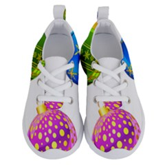 Christmas Ornaments Ball Running Shoes by Alisyart