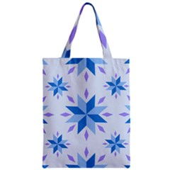 Dutch Star Snowflake Holland Classic Tote Bag by Alisyart