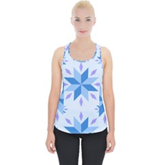 Dutch Star Snowflake Holland Piece Up Tank Top