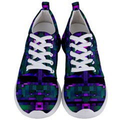Abstract Pattern Desktop Wallpaper Men s Lightweight Sports Shoes