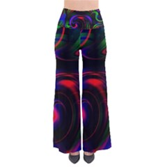 Swirl Background Design Colorful So Vintage Palazzo Pants