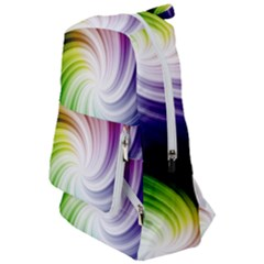 Rainbow Swirl Twirl Travelers  Backpack