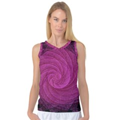 Background Scrapbooking Abstract Women s Basketball Tank Top