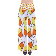 Candy Corn Halloween Candy Candies So Vintage Palazzo Pants
