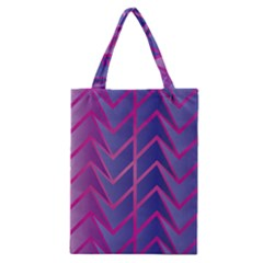 Geometric Background Abstract Classic Tote Bag