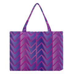 Geometric Background Abstract Medium Tote Bag by Alisyart