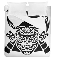 Hannya Japanese Duvet Cover Double Side (queen Size)