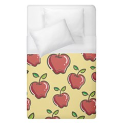 Healthy Apple Fruit Duvet Cover (single Size) by Alisyart