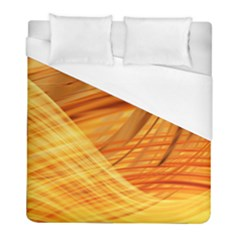 Wave Background Duvet Cover (full/ Double Size) by Alisyart