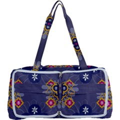Morocco Tile Traditional Marrakech Multi Function Bag