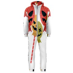 Lollipop Candy Hooded Jumpsuit (men)