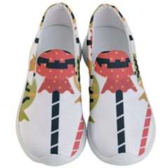 Lollipop Candy Men s Lightweight Slip Ons by Alisyart