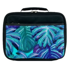 Leaves Tropical Palma Jungle Lunch Bag