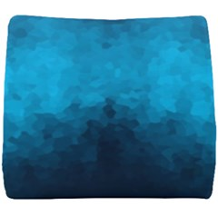 Deep Ocean Seat Cushion by LoolyElzayat